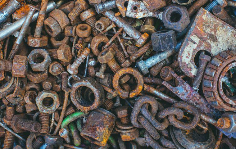 When to Take Metal to the Scrap Yard