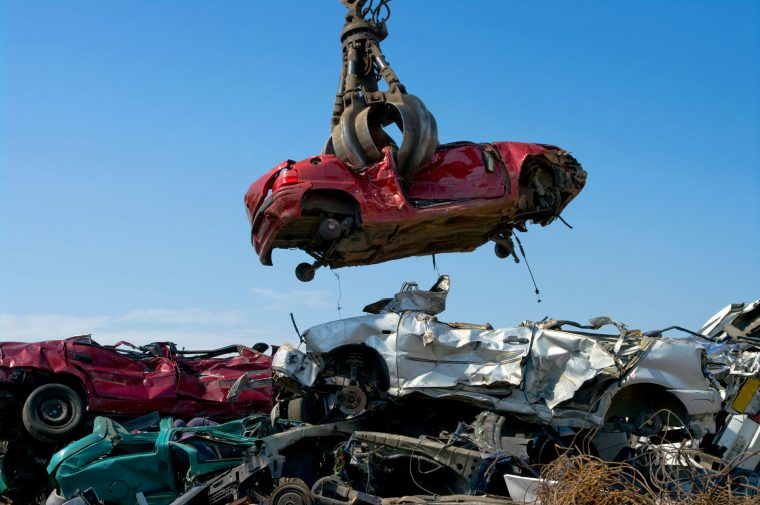 Trading Scrap Metal Could Make Your Business Extra Cash